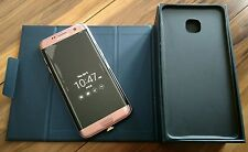 Samsung Galaxy S7 Edge SM-G935V - 32GB Rose Gold Pink Verizon Unlocked W/ Extras