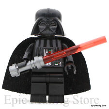 Custom Darth Vader Star Wars Minifigure fits with Lego S72 UK Seller
