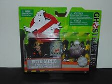 Ghostbusters Ecto Minis - 3 Pack - Includes Exclusive Figure