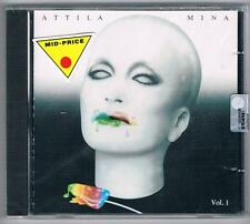 MINA ATTILA VOL. 1 CD F.C. MADE IN ITALY SIGILLATO!!!