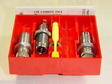 LEE 3 Die Set for 7.62mm Nagant New In Box #90921
