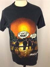 Bud Light I Love You Man T Shirt Vintage 1996 Changes Brand Size L Large