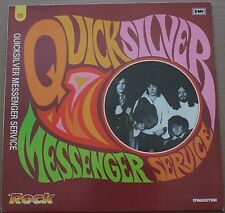 QUICKSILVER MESSENGER SERVICE - LP VINYL 1988 EDITORIALE DE AGOSTINI NEAR MINT