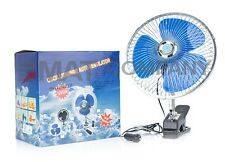 "8"" Auto Mini Ventilator Lüfter Fan 12V Mini Klimaanlage"