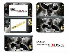 SKIN STICKER AUTOCOLLANT - NINTENDO NEW 3DS XL - REF 42 SPIDERMAN