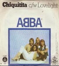 ABBA 45 TOURS YOUGOSLAVIE CHIQUITITA