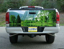 T170 LANDSCAPE TAILGATE WRAP Vinyl Graphic Decal Sticker Tint Bed Cover