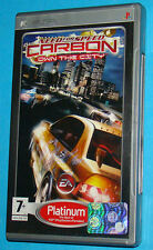 Need for Speed Carbon - Sony PSP - PAL