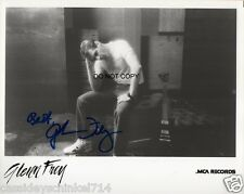 """Glenn Frey of The Eagles band Reprint Signed Autographed 8x10"""" Photo"""