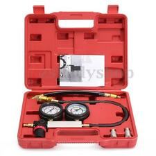 Car Vehicle Cylinder Leak-Down Tester Leakage Engine Compression Detector Kit