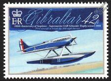SUPERMARINE S.6B (Schneider Trophy) Racing Seaplane Aircraft Stamp