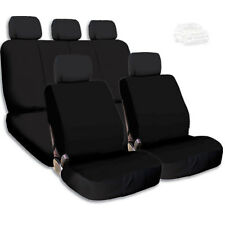 New Semi Custom Car Seat Covers Set Support Split Rear Seat For VW