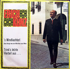 Single / ERICH KUNZ ENSEMBLE KURT WERNER / AUSTRIA / 1970 / RAR /