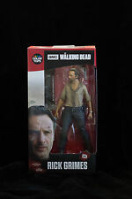 "McFarlane The Walking Dead #1 Rick Grimes Deluxe 7"" Figure"