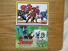 2006 SCIFI HOBBY THE COMPLETE AVENGERS PROMO CARD P1