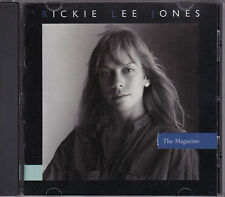 Rickie Lee Jones - The Magazine - CD (1984 Target West Germany 9  25117-2)