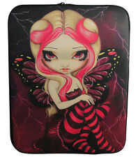 JASMINE BECKET PINK LIGHTNING FAIRY iPad/HP TOUCHPAD/GALAXY/NETBOOK COVER/SLEEVE
