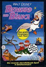 Bernhard und Bianca--Zeichentrick--im Kino--Werbung von 1977--