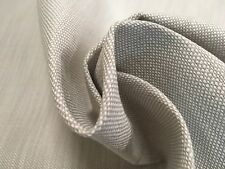 Perennials OUTDOOR Slubby Linen Upholstery Fabric Ishi White Sands 2.1yd 950-270