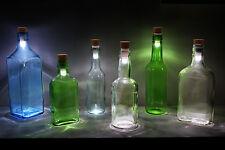 BOTTLELIGHT LED Flaschenlampe Flaschenbeleuchtung Partylicht Korken, USB-Akku