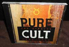 The Cult The Singles 1984-1995 (CD, 2000) 19 Tracks