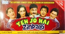 Yeh Jo Hai Zindagi The Super Hit Comedy Serial As Shown On Doordarshan 4 DVDs