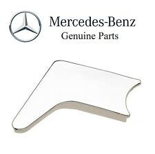 Mercedes R107 380SL 450SLC 560SL Right Lower Seat Hinge Cover OES 107 913 14 28