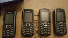 Joblot 4 X Samsung B2710 Solid Immerse Sim Free Mobile Phone - Black