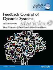 NEW 3 Days 2 US Feedback Control of Dynamic Systems 7E Gene F. Franklin Powell
