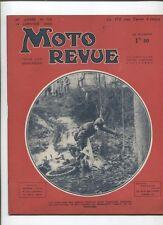 Moto Revue N°775 ; 14 janvier  1938  : présentation 175 TERROT en 3 photos
