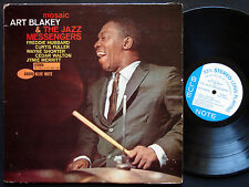ART BLAKEY Mosaic LP BLUE NOTE 84090 US 1961 NY RVG EAR ST JAZZ Curtis Fuller