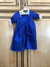 Felicity American Girl Doll Retired Christmas Outfit DRESS ONLY AG