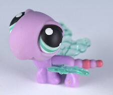 Littlest Pet Shop Dragonfly #316 Lavender With Aqua Eyes