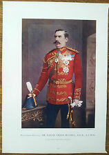 PRINT LIEUTENANT GENERAL SIR BAKER CREED RUSSEL GCB KCMG COMMAND SOUTH BOER WAR