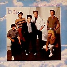 "H2O 'JUST OUTSIDE OF HEAVEN' UK PICTURE SLEEVE 7"" SINGLE #2"