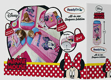Disney - Minnie Mouse - All-In-One Sleepover Solution ** PURCHASE TODAY **