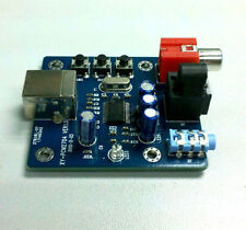 PCM2704 USB DAC to S/PDIF Sound Card Converter Board Soundkarte