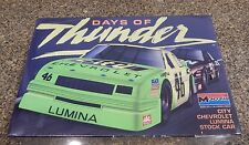 Sealed Monogram Days of Thunder City Chevrolot #46 Stock Car Lumina 1/24 #2917