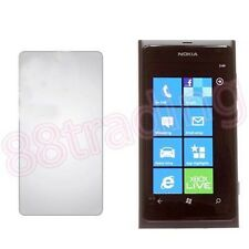 10 X Anteriore LCD Screen Protector Guard Film Per Nokia Lumia 800 lakkun