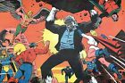 SOLOMON GRUNDY JUSTICE SOCIETY AMERICA Pin Up Poster DC