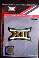 Official Licensed NCAA College Football Baylor BIG 12 Conference Patch
