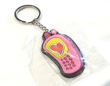 Objet de collection porte-clés Funky Land téléphone  no 3  ( P 1 ) Key ring