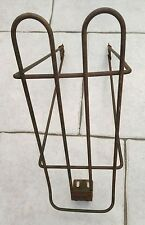 Vintage bicycle rear parcel carrier rack may suit Raleigh BSA Humber Rudge etc