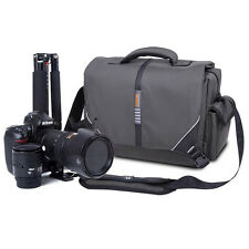 Delux DSLR Camera Carry Shoulder Messenger Lens Bag Case For Sony Nikon Canon