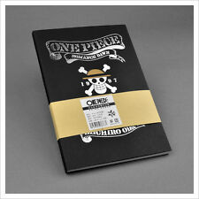 ONE PIECE D. Luffy Notebook Writing Journal Pocket Book Cosplay Gift Collection