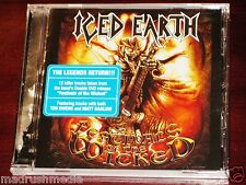 Iced Earth: Festivals Of The Wicked CD 2011 Century Media Records CM 8726-2 NEW