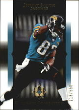 2005 Ultimate Collection #45 Jimmy Smith Jaguars /550