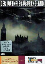 DVD NEU/OVP - Der Luftkrieg über England - Angriff der Deutschen Luftwaffe