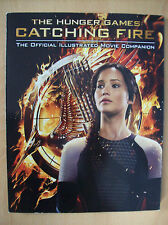 Hunger Games Catching Fire Official Illustrated Movie Companion  Paperback New