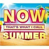 Now Thats What I Call Summer Hits Music (3 CD Set) Calvin Harris, Bastille
